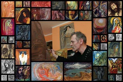Artysta malarz, poeta - były recydywista